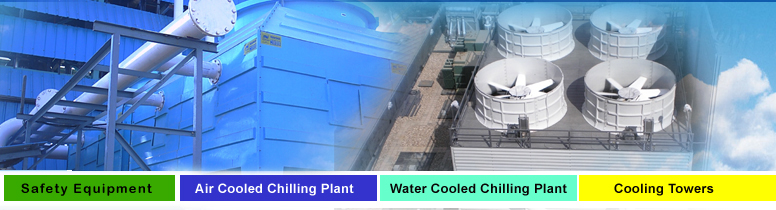 Water Chilled Plants